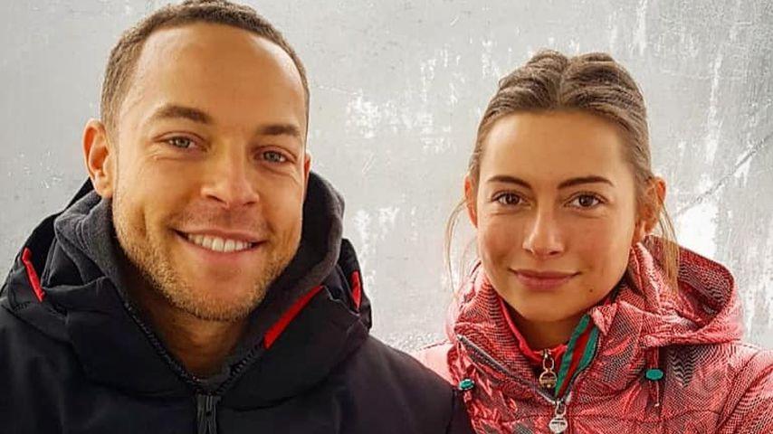Liebes-Urlaub im Schnee: Andrej schwärmt von seiner Jenny!