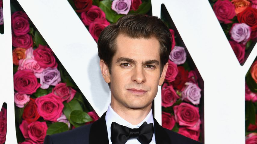 Andrew Garfield bei den Tony Awards 2018 in New York City