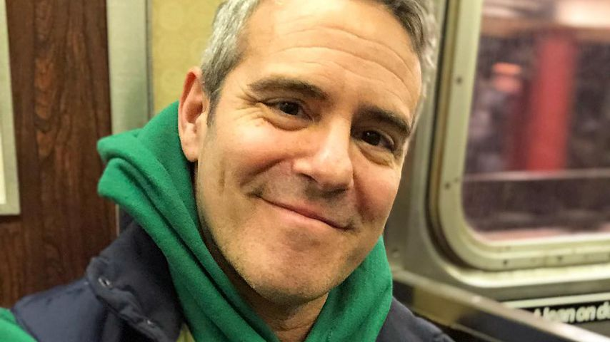 Andy Cohen, Moderator
