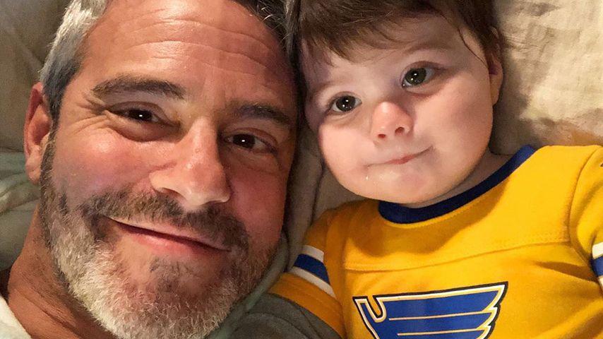 """Absurd: Andy Cohens Sohn ist """"das süßeste Baby der Welt"""""""
