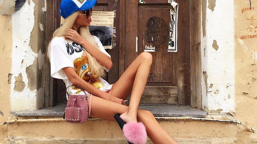 Sport? Von wegen! So bekommt Real-Life-Barbie diese Beine