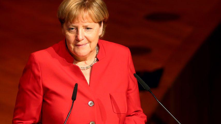 Angela Merkel beim 70. Geburtstag des Bundeslands Nordrhein-Westfalen 2016