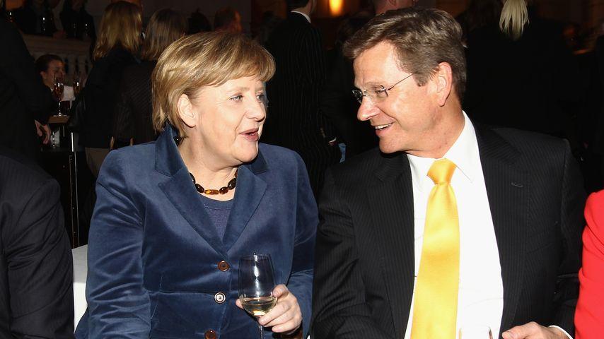 Schock: Bundeskanzlerin Angela Merkel zusammengebrochen!