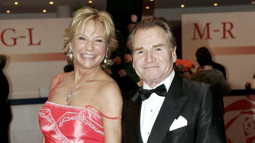 Angela und Fritz Wepper in Berlin 2006
