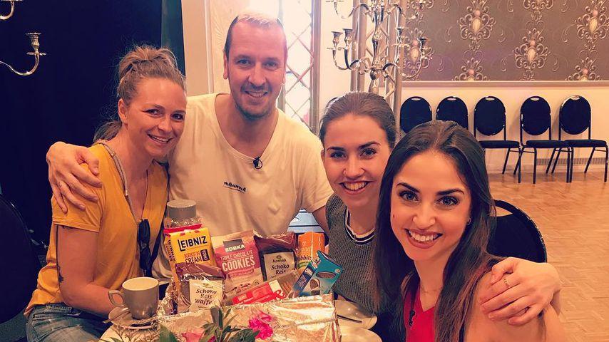"Am Geburtstag: ""Let's Dance""-Ekaterina feiert mit Pommes!"