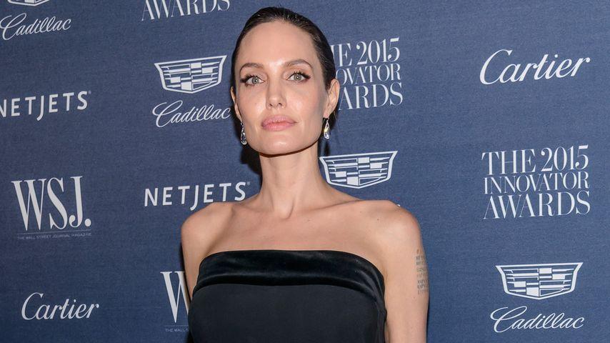 """Als """"verzogenes Gör"""" beleidigt: Nun reagiert Angelina Jolie"""