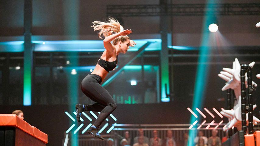"""Angelina Heger bei """"Big Bounce"""""""