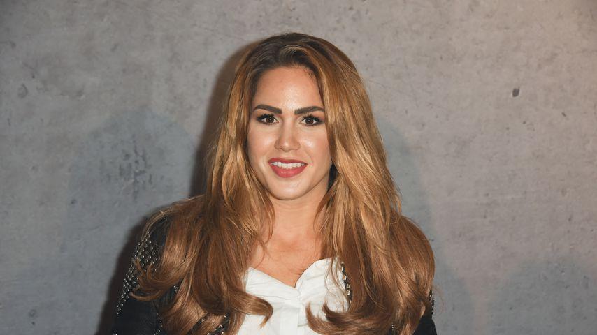 Angelina Heger im Februar 2019