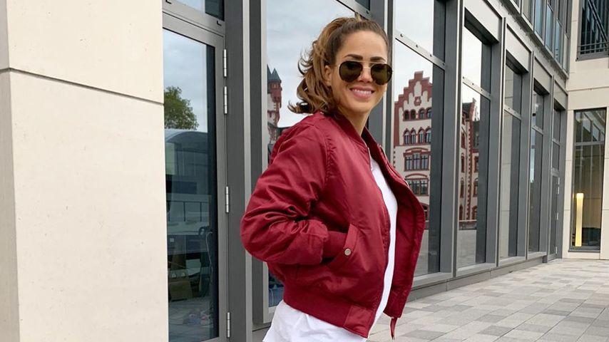 Angelina Heger, Januar 2020