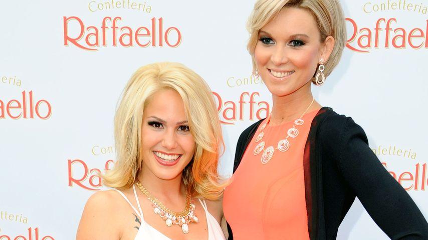 Bachelor: Katja und Angelina ganz plötzlich BFFs?