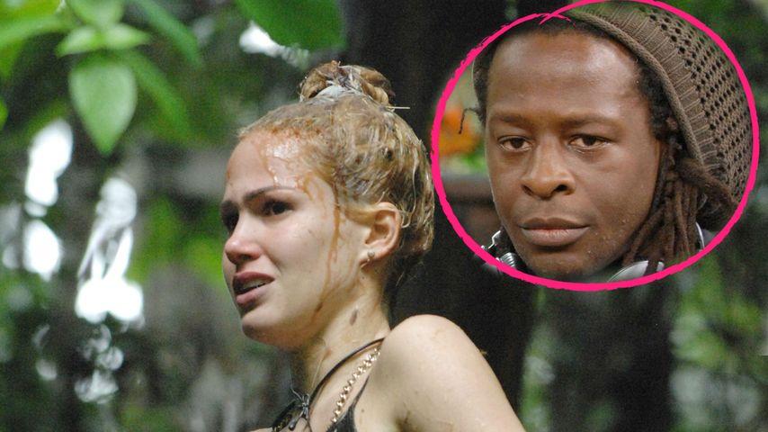 Nach Angelinas Dschungel-Flop: Mola steht ihr bei!