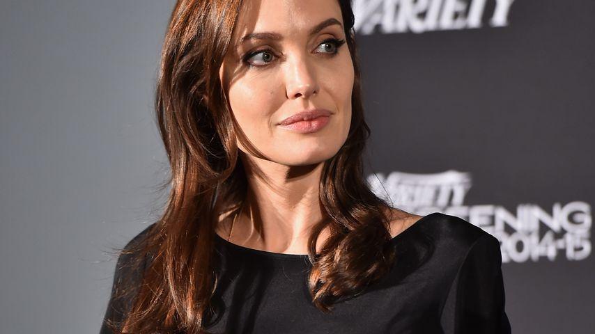 Angelina Jolie: Schlimmer Suizid-Schock als Teenie