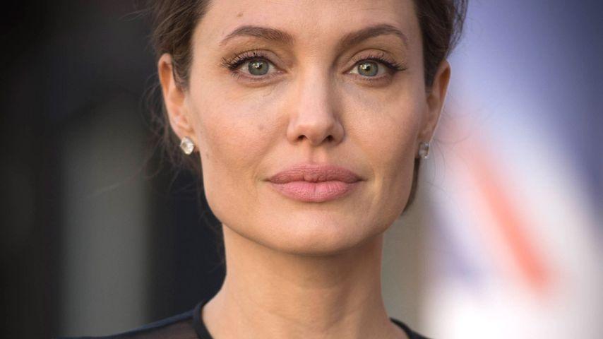 Angelina Jolie bei der UN-Friedenssicherungskonferenz in London im September 2016