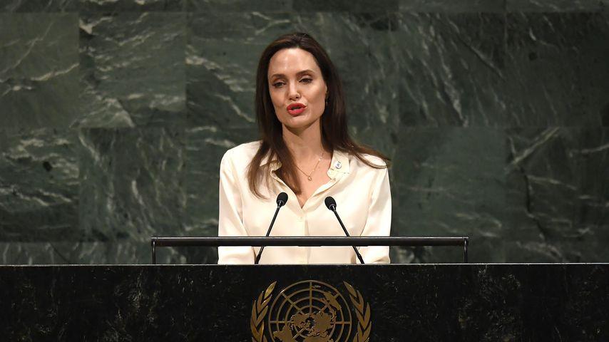 Angelina Jolie im März 2019