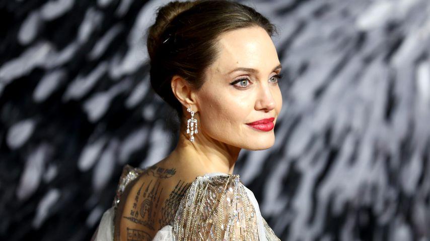 Angelina Jolie im Oktober 2019