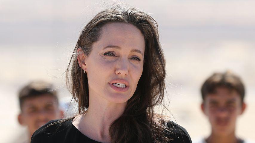 Scheidungs-Drama: Angelina an Weihnachten zusammengebrochen!