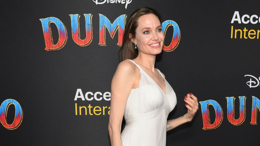 Angelina Jolie im März 2019 in Los Angeles