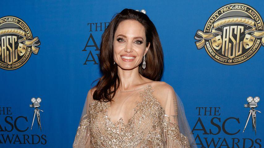 Für junge Leute: Angelina Jolie produziert neues BBC-Format!