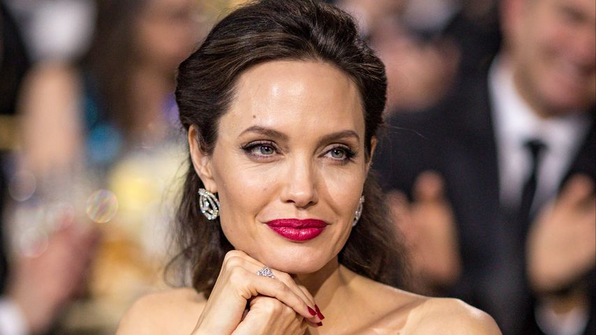 Angelina Jolie bei den Critcs' Choice Awards 2018