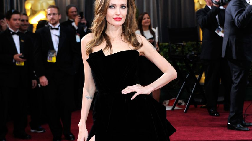 Angelina Jolie: Wilde Sexnacht in Jennifers Bett!