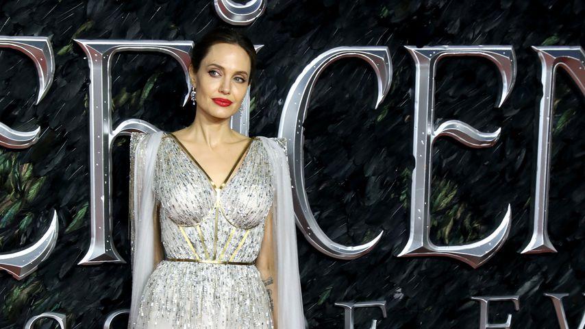 Angelina Jolie, Oktober 2019 in London