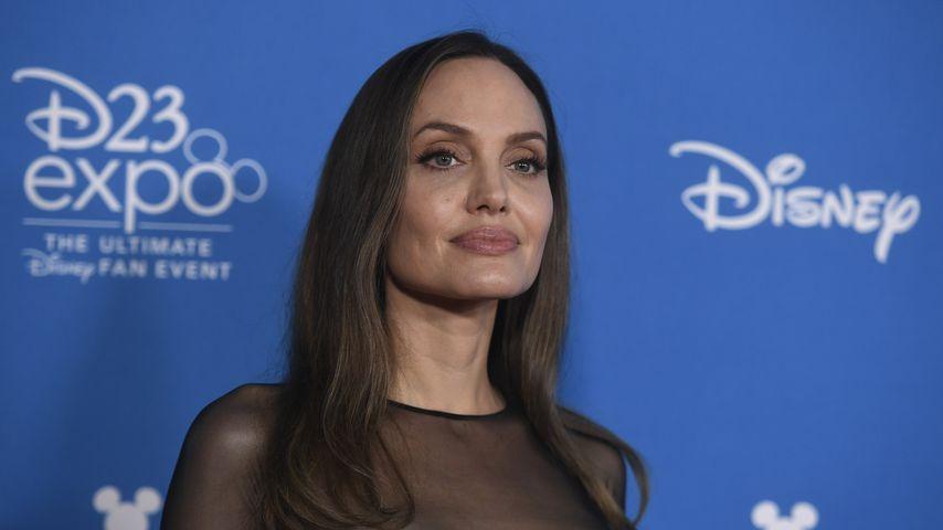 Für den guten Zweck: Angelina Jolie geht unter die YouTuber
