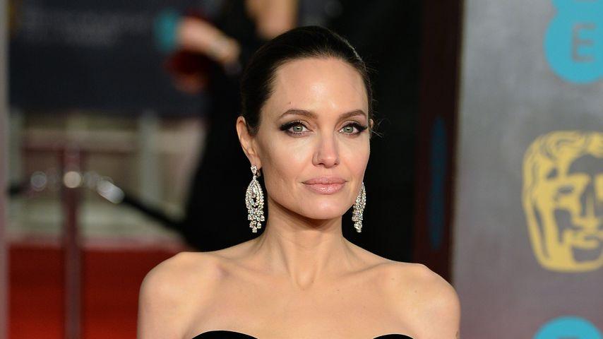 Angelina Jolie bei den British Academy Film Awards, 2018