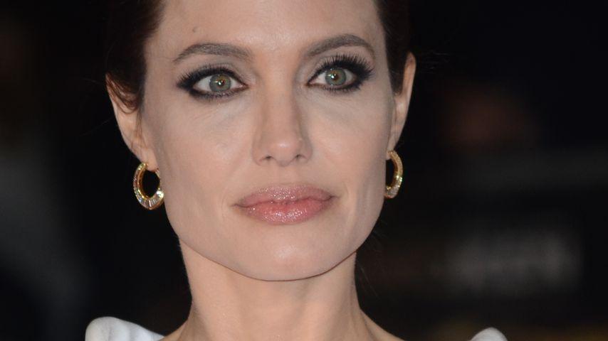 Windpocken: Angelina Jolie ist ans Bett gefesselt