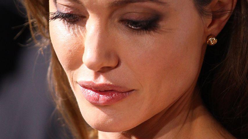 Angelina Jolie schwänzt Beerdigung für Film-Gala