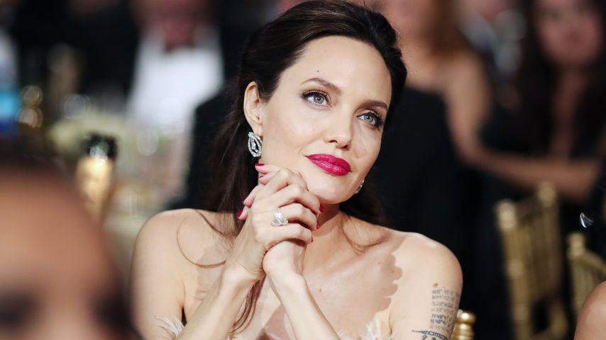 Nie wieder neue Liebe: Bringt Angelina zu viel Ballast mit?
