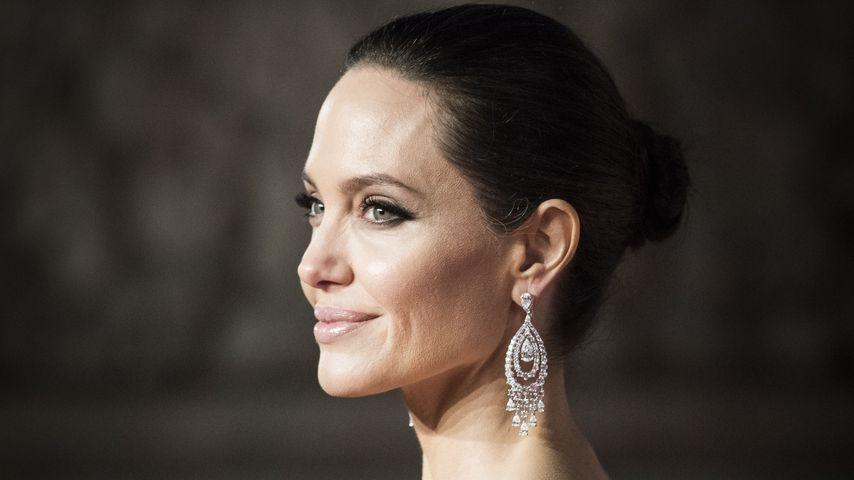 Angelina Jolie bei den BAFTA-Awards
