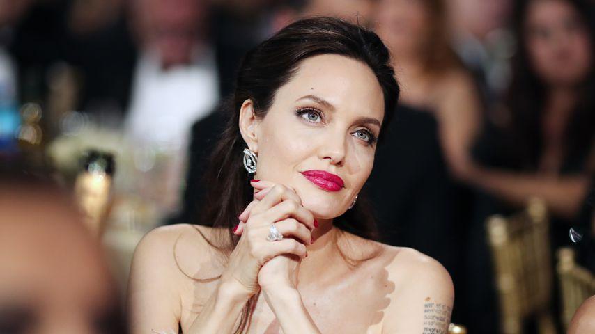 Angelina Jolie bei den Critcs' Choice Awards im Jahr 2018
