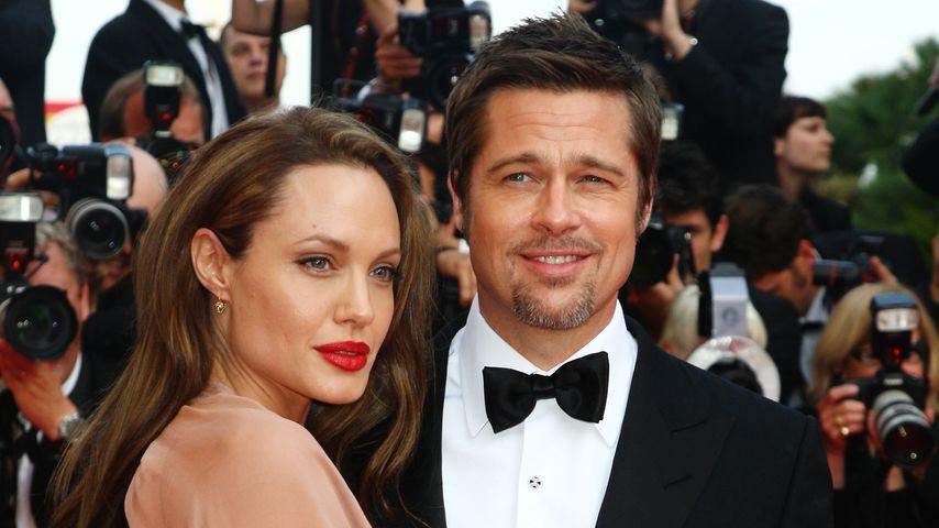 Angelina Jolie & Brad Pitt: So aufregend war ihre Love-Story