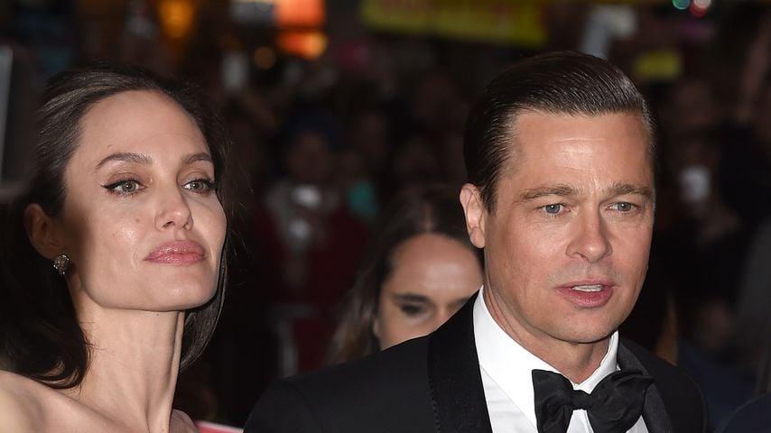 """Angelina Jolie und Brad Pitt bei der Premieren-Gala von """"By the Sea"""""""