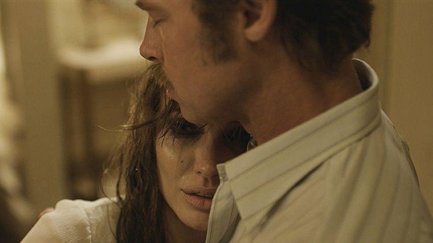 Nach 10 Jahren: Seht hier Angelina & Brad im neuen Film