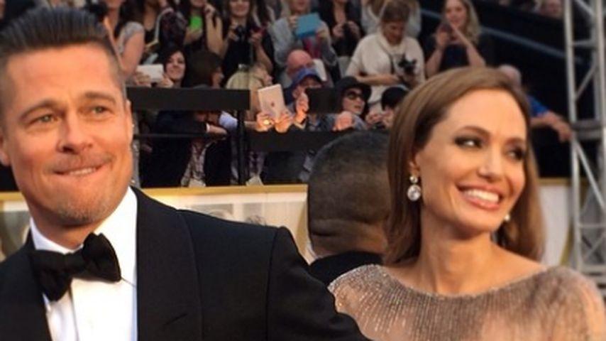 Oscar 2014: Das sind die ersten Red-Carpet-Bilder
