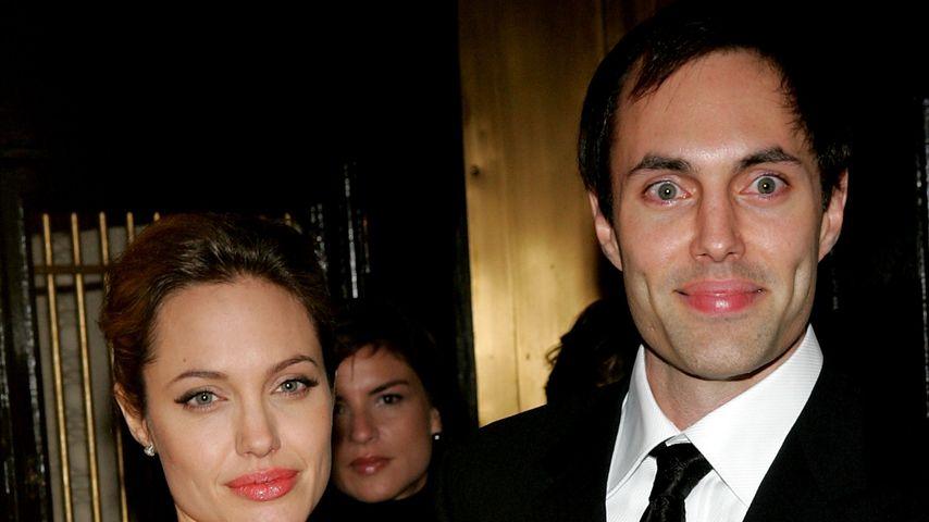 Vaterersatz! Angelinas Bruder James passt auf die Kinder auf