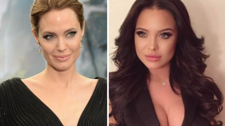 Kylie Jenners Model-BFF: Neues Double von Angelina Jolie!