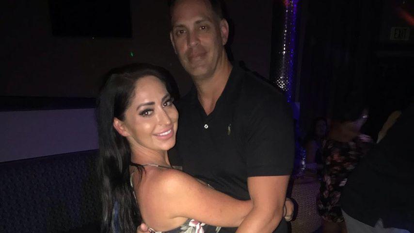 Angelina Pivarnick und Chris Larangeira