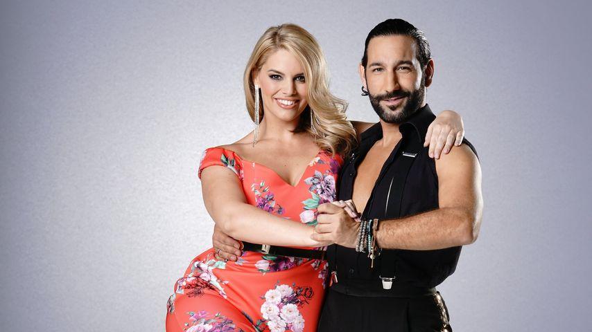 """""""Let's Dance"""": Angelina Kirsch hatte Angst vor Massimos Nähe"""