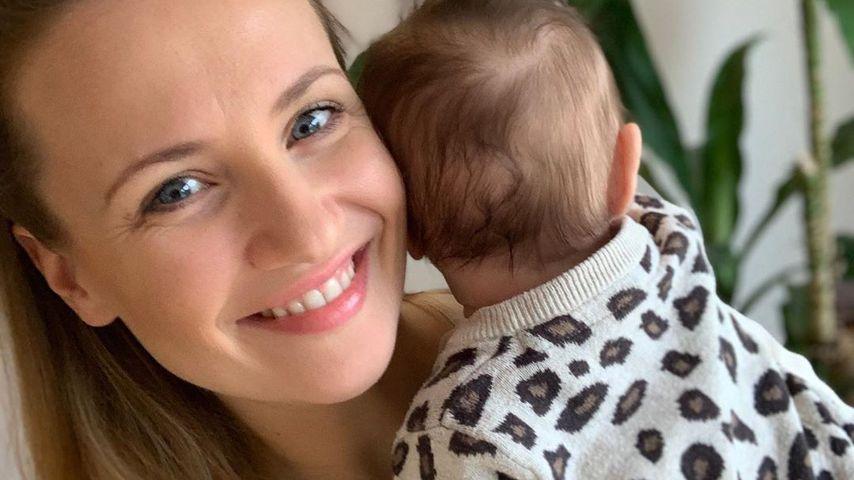 Ania Niedieck und ihre Tochter Paula im November 2019