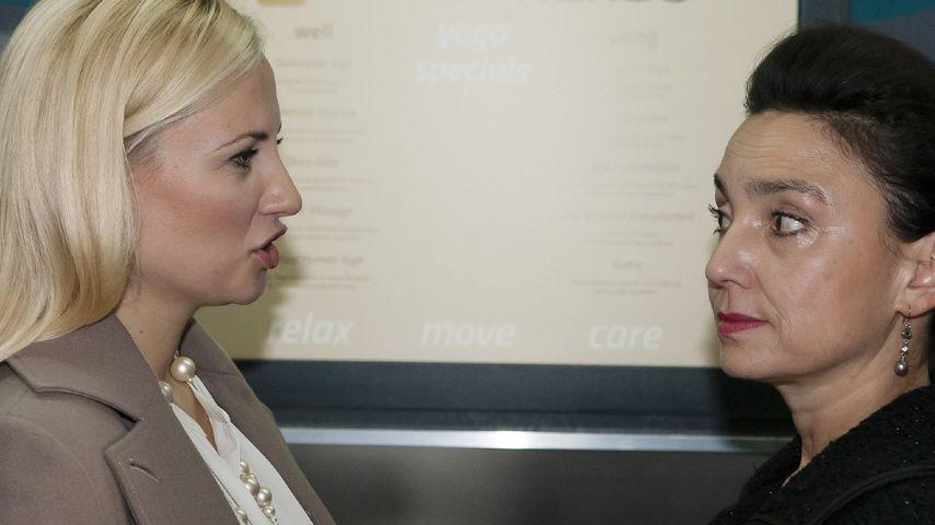 Ania Niedieck und Tatjana Clasing