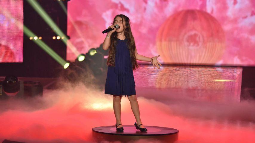"""""""The Voice Kids""""-Gewinnerin Anisa"""