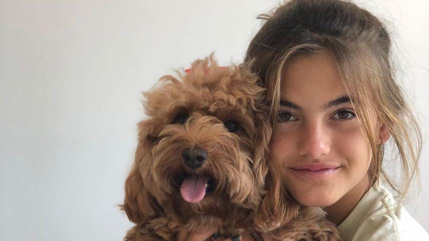 Anja Ambrosio Mazur, Tochter von Alessandra Ambrosio