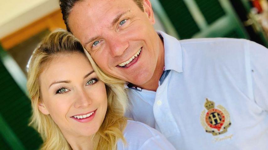 Nach Stefan Mross' Scheidung: Anna-Carina absolut happy