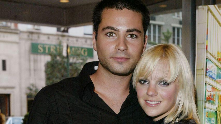 Anna Faris und ihr erster Ehemann Ben Indra