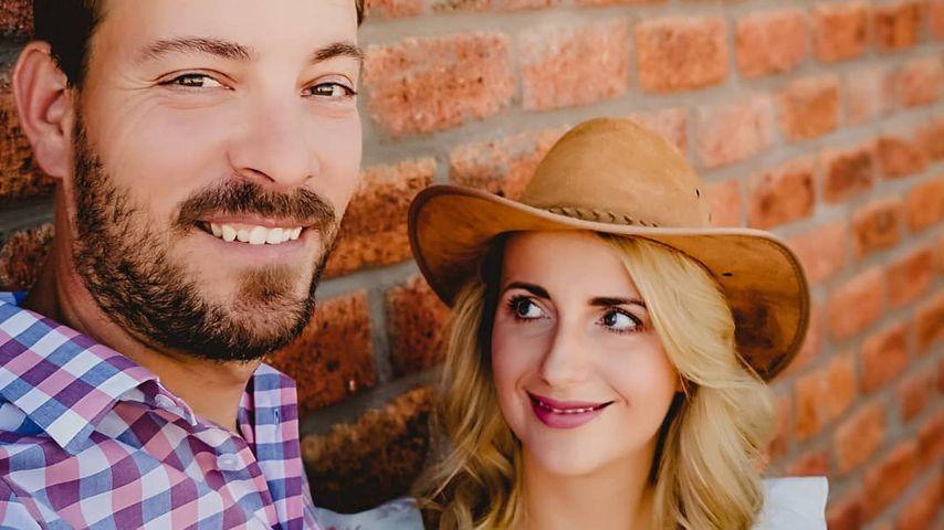 Bauer Gerald und Anna Heiser, September 2019