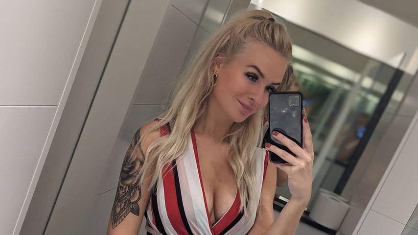 Anna Iffländer, Tattoo-Fan