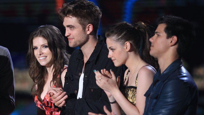 Anna Kendrick, Robert Pattinson, Kristen Stewart, Taylor Lautner