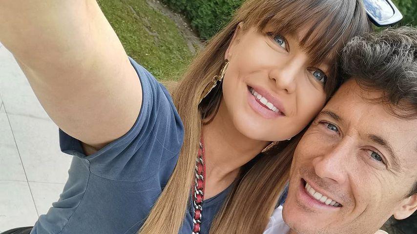 Anna Lewandowska und Robert Lewandowski